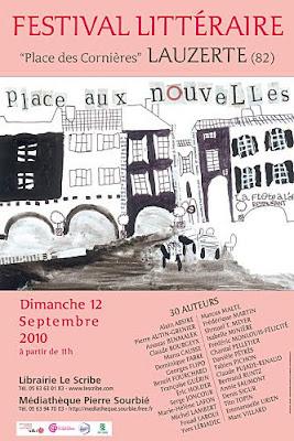Place aux nouvelles 2010, Lauzerte