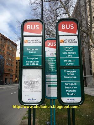 Autobuses Cuarte Zaragoza | Transporte Publico En Zaragoza 02 2010