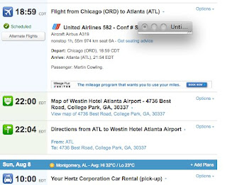 how to send confirmation of hotel availabilities to the client