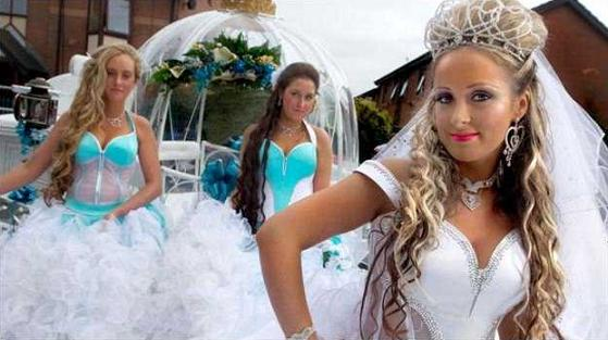 There 39s a considerable focus on the extravagant weddings that many have