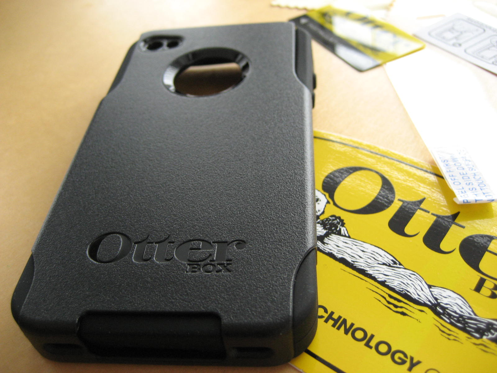 The Mobile Experience Review Otterbox Commuter For Iphone 4 Hint