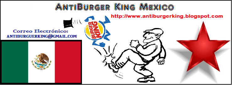 Anti Burger King México