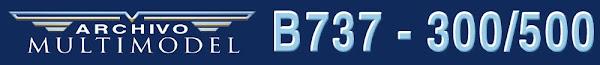 Boeing 737 500 y 300