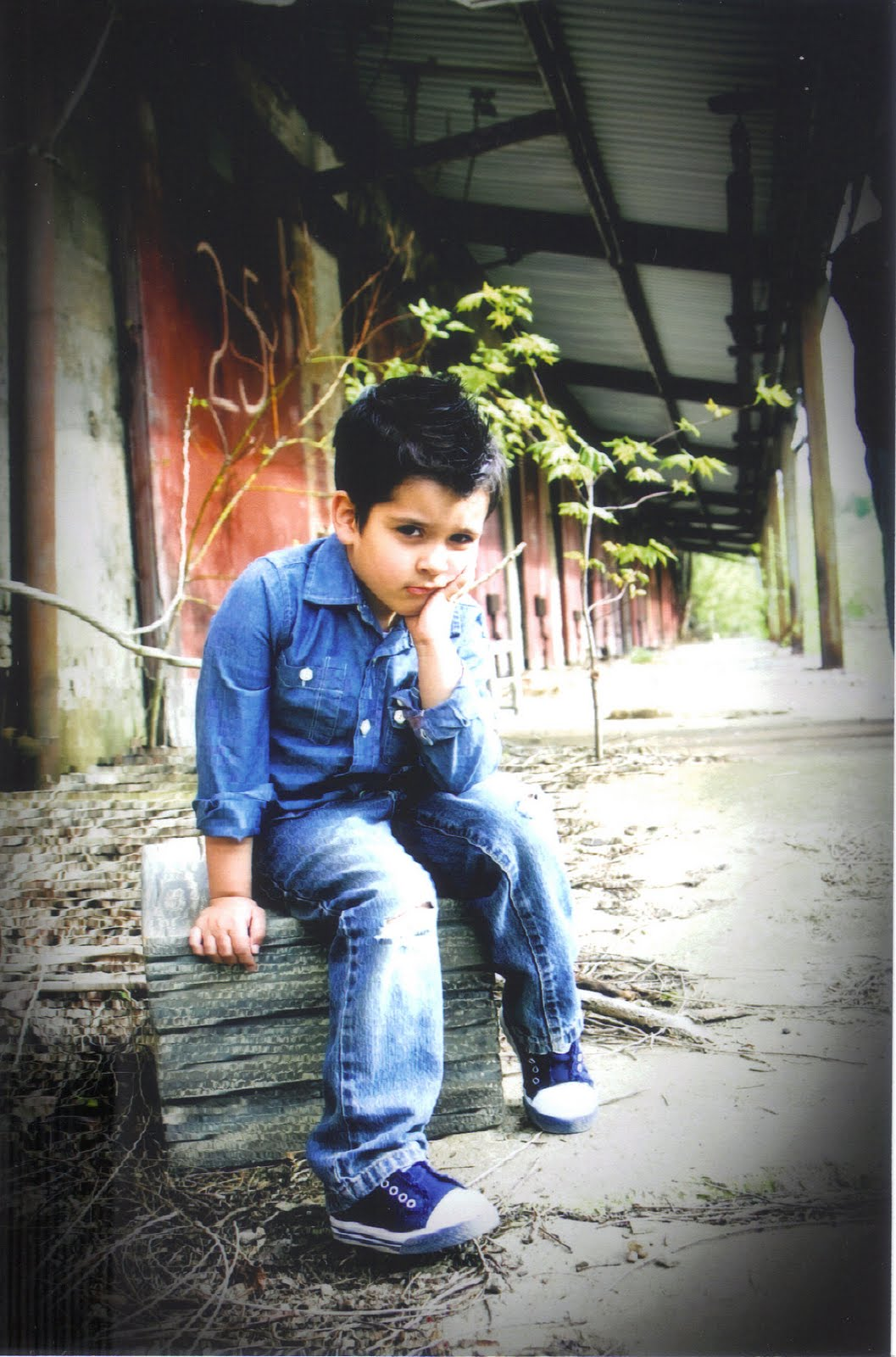 Little one wins over greeting card company with his good looks american greetings a cleveland based greeting card company has requested little antonio bonilla back for more kristyandbryce Choice Image