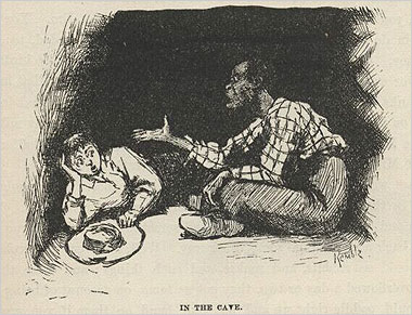 huckleberry finn racism debate The adventures of huckleberry finn was one of the first novels to be written entirely in dialect huck is an uneducated boy from a particular region of the country.
