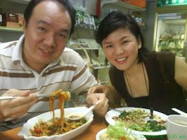 Enjoying meat free meals