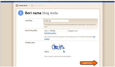 Cara membuat blog, Panduan membuat blog, Tutorial blog
