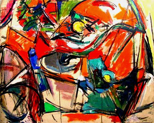 american abstract artists