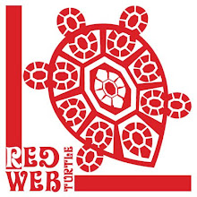 Red Web Turtle