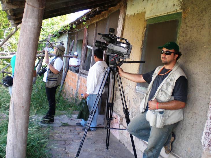 Pausa para descanso, expedição 2007  Pantanal.