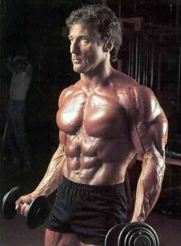 Uneven abs bodybuilding