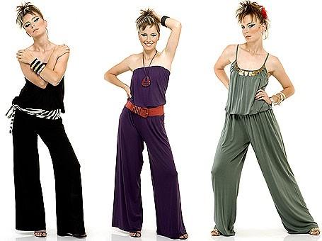 Macacão Feminino Moda 2011
