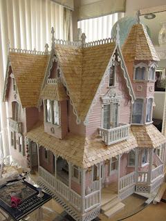 La Grande Maison The Greenleaf Garfield Dollhouse A Work
