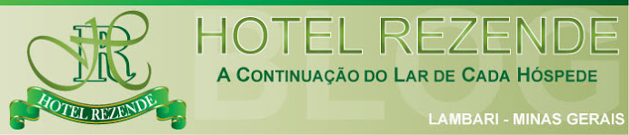 Blog do Hotel Rezende