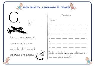 Download Atividade Letra Cursiva Ideia Criativa Gi Barbosa