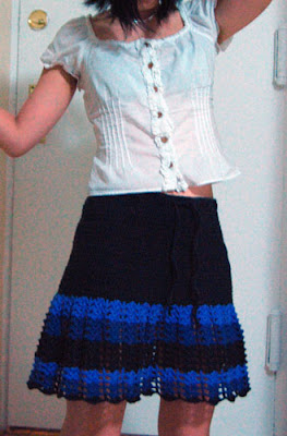 CROCHET LACE PATTERN SKIRT « CROCHET PATTERNS