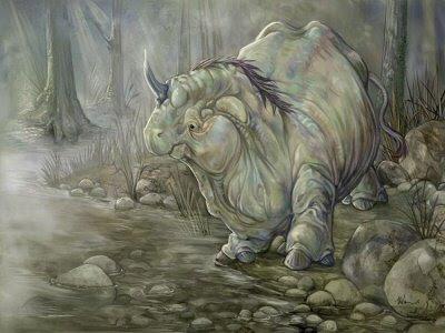 'Bog Unicorn,' by Ursula Vernon - click for more info