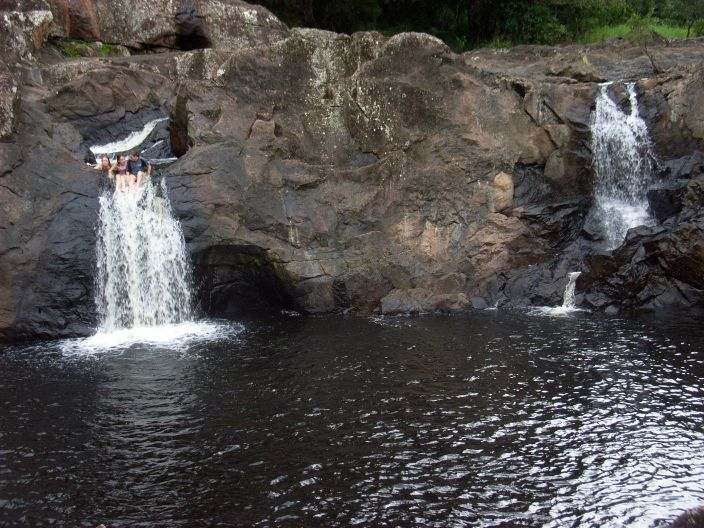 how to get to wappa falls