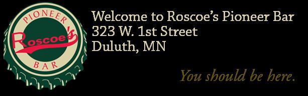 Roscoe's Pioneer Bar