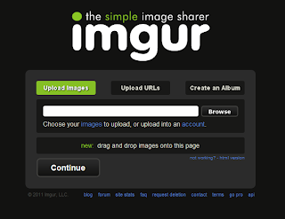 Imgur, the simple image sharer