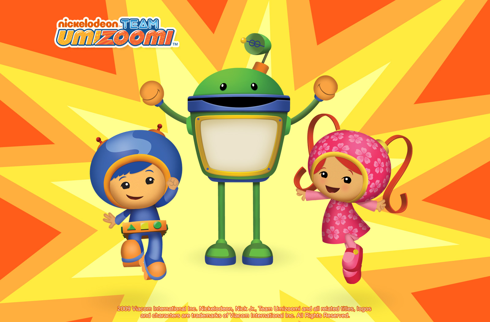 Umizoomi online coloring - Favorite Shows