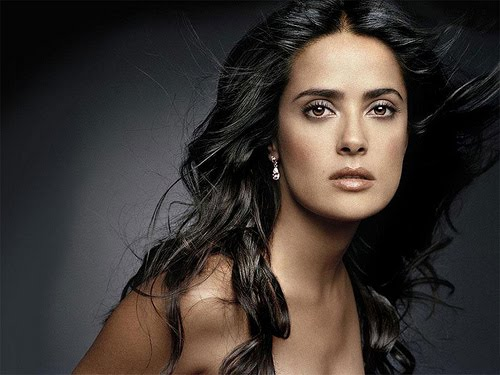 salma hayek breastfeeding. attention that Salma Hayek
