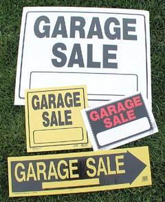 [garage+sale]