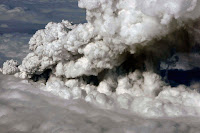 Iceland Volcano Ash Picture