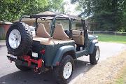 """Tim T""""s Jeep"""