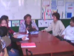 Escuela de padres : Elaboración de loncheras nutritivas.