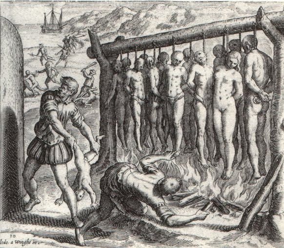 La Inquisición, historia de un genocidio