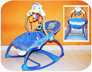 Crazybranded Fisher Price Baby Bouncer