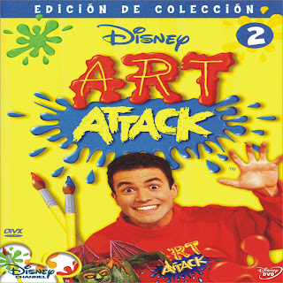 web oficial de art attack: