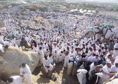 Wukuf di Arafah, Antara Keharuan dan Spirit Islam