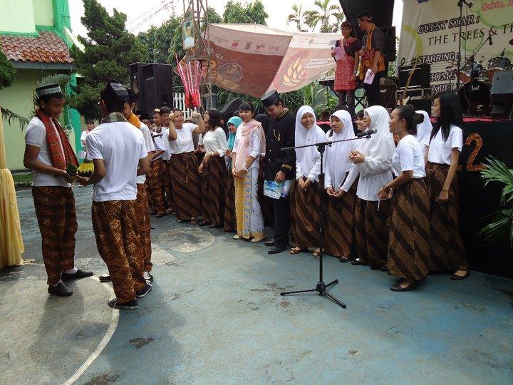 VORSTAR 4 NATION (PENSI HUT KE-46 SMA Negeri 12 Jakarta)