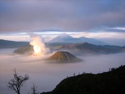Pegunungan Terindah di Dunia
