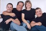 Sam, Sandy, Rhonda and Jake