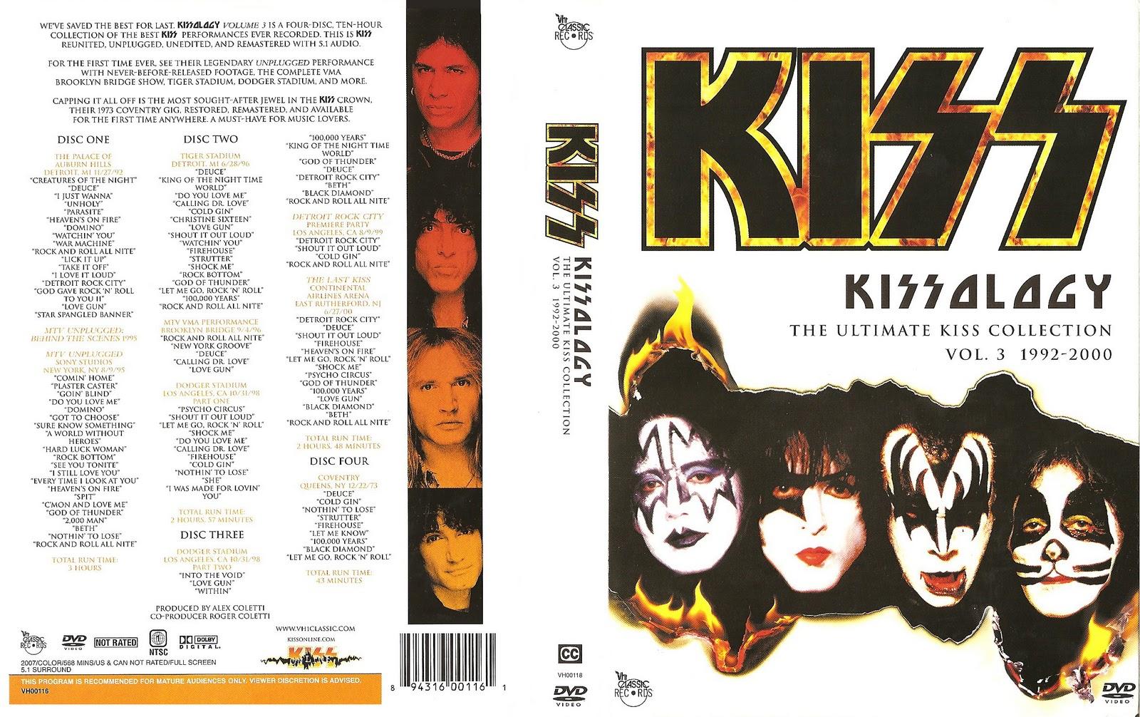 Noronha 180 S Trader Kiss Kissology Vol 03 1992 2000