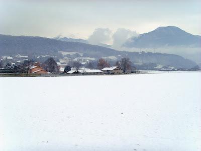 neige isère