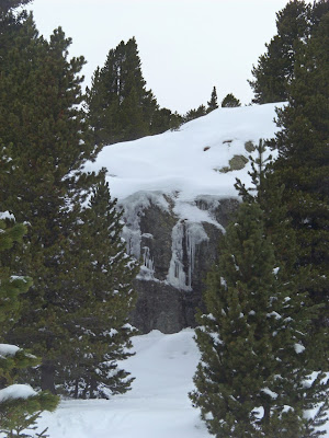 lac achard neige