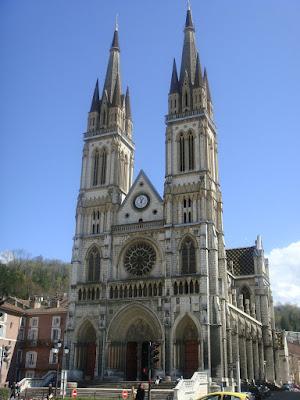 cathédrale voiron