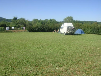 camping spacieux jura