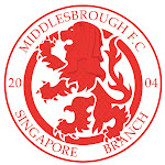Middlesbrough Singapore Branch Badge