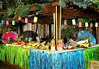 Luau Decorations Ideas