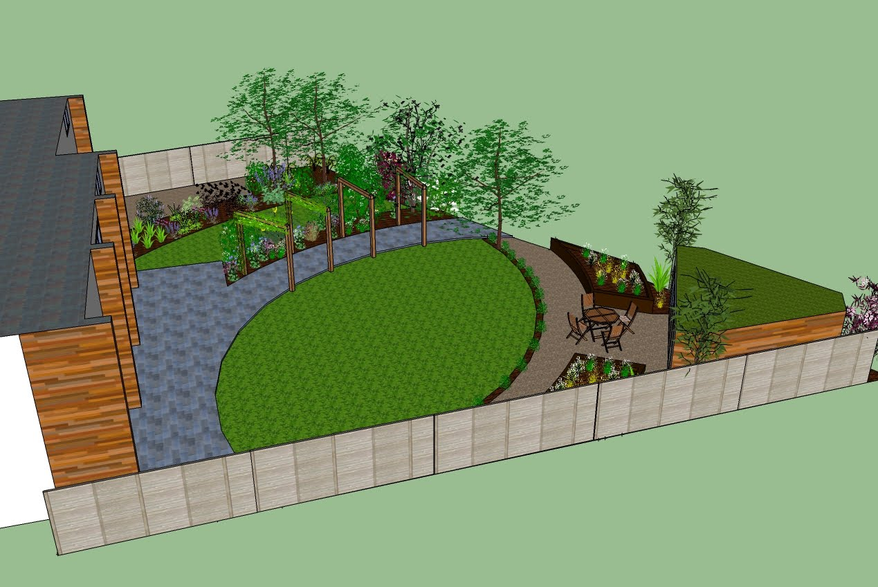 Creative roots blog 3d garden designs for 3d garden design