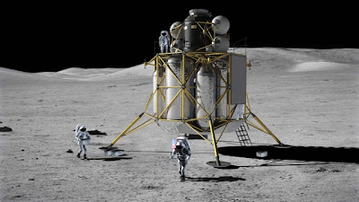 NASA's return to Moon is axed