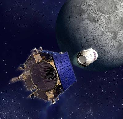 Η αποστολή της NASA για βόμβα στο φεγγάρι