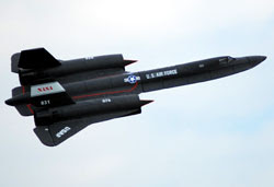 SR-71 R/C de Easy Tiger Models