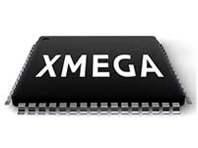 Atmel's XMEGA MCU
