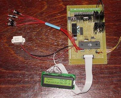 Electronic Humidor